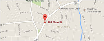 our milford location
